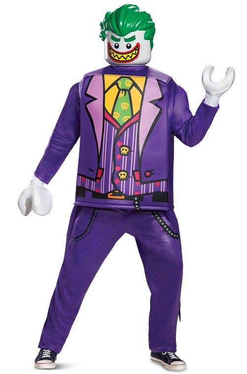 LEGO Joker Adult Costume