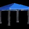 SHELTER LOGIC SHELTER 10' X 10' BLUE # 157379DS