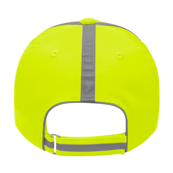 HIGH VISIBILITY CAP CA3016-GREEN