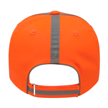 HIGH VISIBILITY CAP CA3016-ORANGE