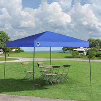 SHELTER LOGIC SHELTER 10' X 10' BLUE # 157379DS