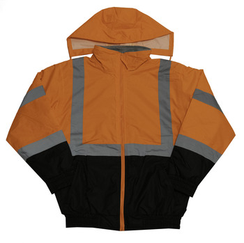 ANSI CLASS 3 ENHANCED SAFETY JACKET