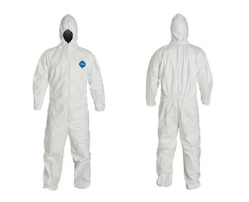 DUPONT TYVEK 400 TY127S COVERALL SUITE (25/CASE)