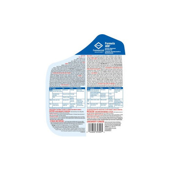 FORMULA 409 DISINFECTANT GALLON SIZE - 4/CASE