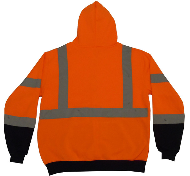 ANSI CLASS 3 SAFETY SWEATSHIRT