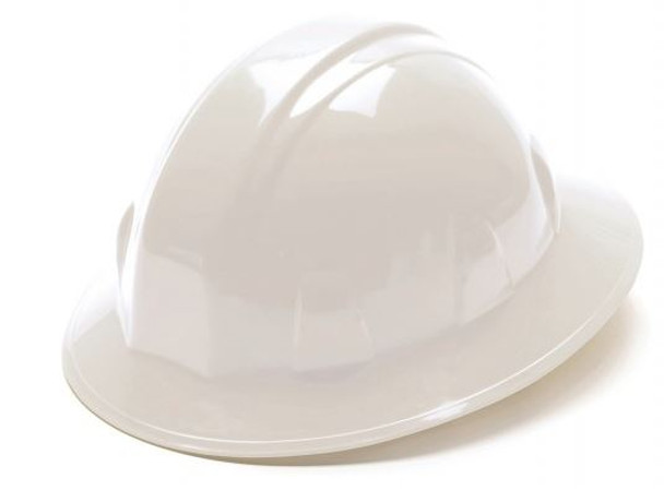SL SERIES FULL BRIM HARDHAT HP24110  -WHITE