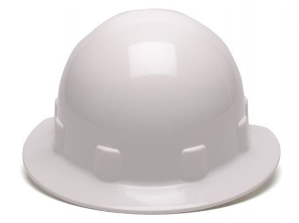 SL SERIES SLEEK SHELL HARDHAT HPS24110  -WHITE