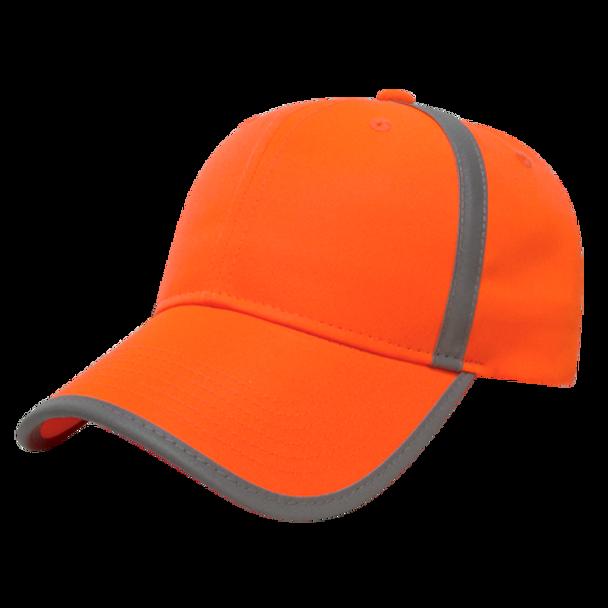 HIGH VISIBILITY CAP CA3016-ORANGE
