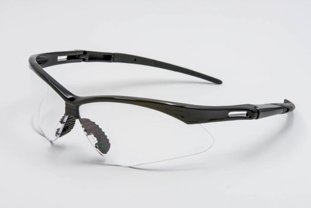 SAFETY GLASSES CLEAR ANTIFOG LENS AL9381AFC, 12 PAIRS TO BOX