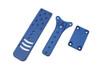 BSPS BOSS DOH Holster Hanger - Hanger Mount Only Blue