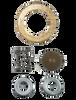 Uniquetek Shellplate Bearing Kit for Dillon Precision Reloaders (T1601)