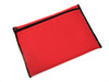 CED Standard Zippered Pistol Storage Pouch Bag Sleeve Red
