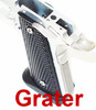 Techwell Grips for 1911 for Techwell Magwells Grater