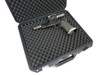 CED Waterproof Hard Gun / Pistol Case - Large