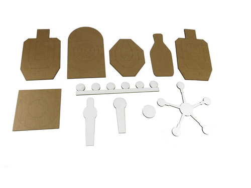 Build Your Own Scaled Dry-fire Target Kit