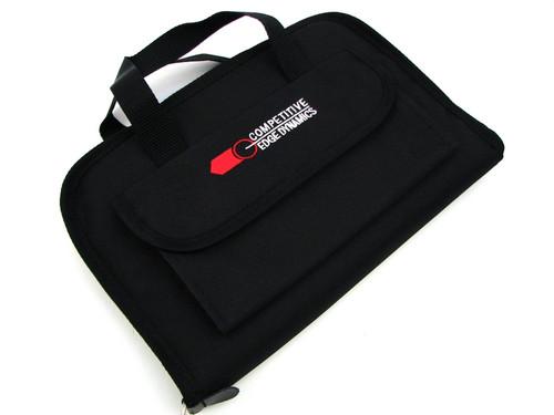CED 1500 Small Pistol Bag Case Sleeve Black