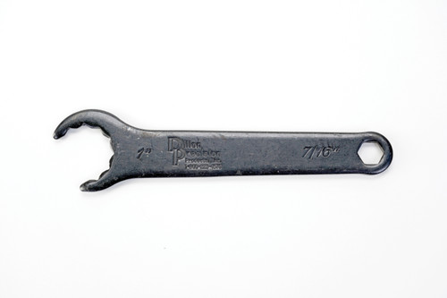"""Dillon Precision 1"""" Bench Wrench Tool (10842)"""