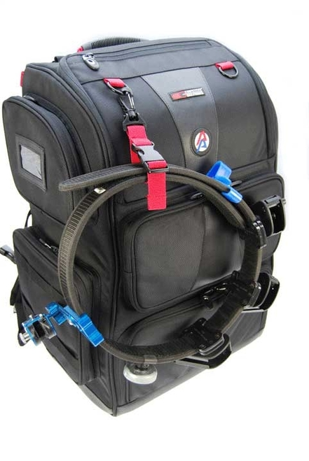 DAA RangePack Pro Backpack by  Double Alpha Academy