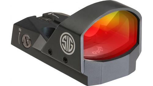 Sig Sauer Romeo1 Red Dot Optic Sight - 3 MOA (SOR11000)