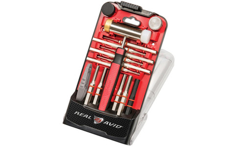 Accu-Punch Hammer & Punch Kit by Real Avid