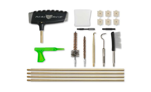 Gun Boss Pro Cleaning Kit for AR Platforms by Real Avid
