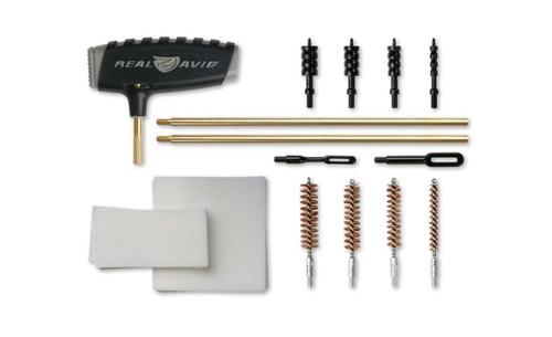 Gun Boss Pro Cleaning Kit for Pistols / Handguns by Real Avid (AVGBPRO-P)