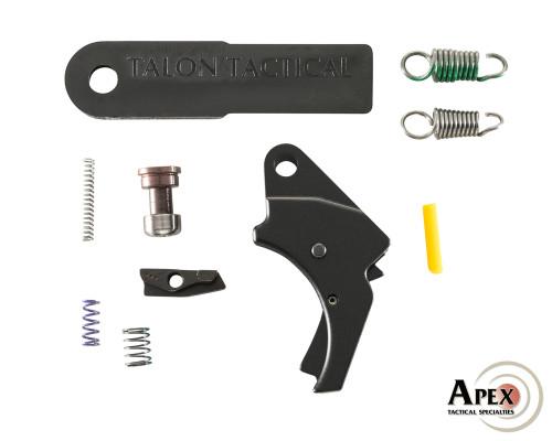 S&W M&P Aluminum Forward Set Sear & Trigger Kit by Apex Tactical (100-067)
