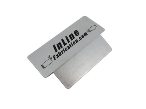 Bin Barrier for Dillon Precision SDB, RL550, XL650, XL750 by Inline Fabrication