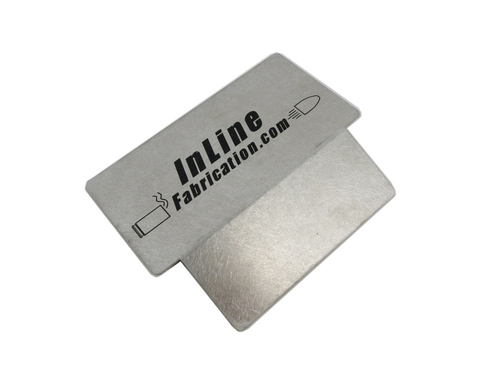 Bin Barrier for Dillon Precision 1050 by Inline Fabrication (FAB1.2)