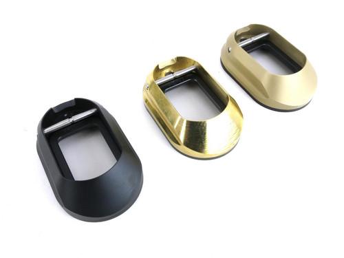 Limcat Custom 2011 Brass Magwell with Steel Insert