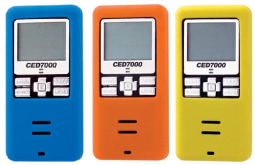 CED-7000 / CED7000 Shot Timer Silicone Color Skin Cover Case