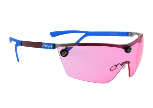Pilla Panther X7-C (No Post) Shooting Eye Glasses (Pilla -Panther-X7-C)