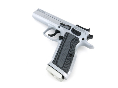Tanfoglio Witness Factory Size G10 Textured Grips by LOK Grips