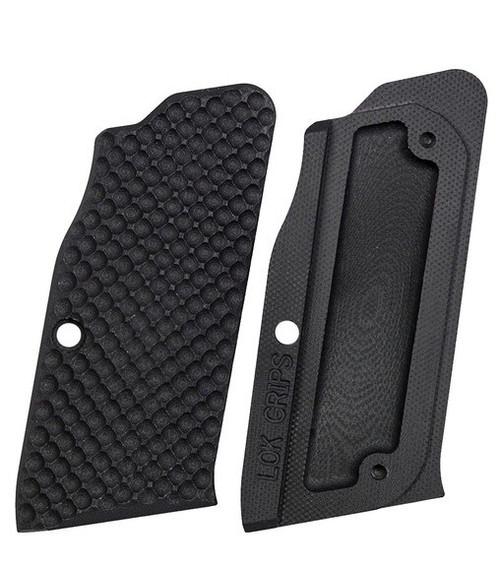 Tanfoglio Lightweight Palm Swell Grips by LOK Grips