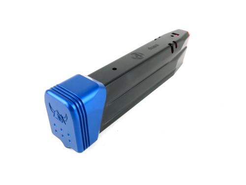 Henning CZ P10 9mm +3 Basepad Magazine Extension (H141-P10)