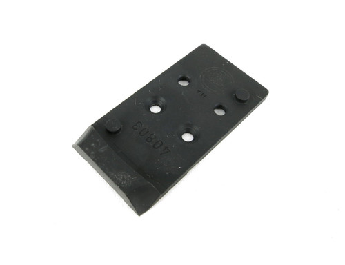 CZ P-10 Optic Plate Adapter for 2 DeltaPoint Pro & Shield RMS (19231) CZ Shadow 2 Optic Ready (91251)