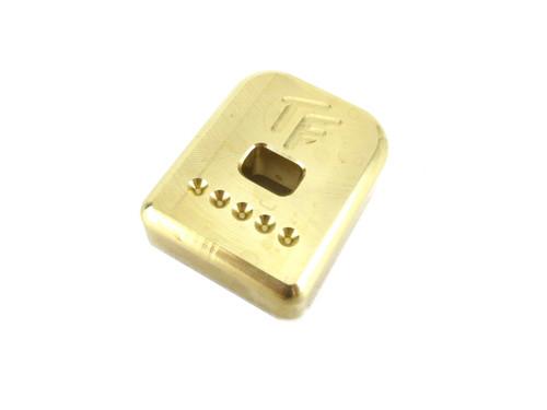 Taylor Freelance Canik TP9 SF/SFX +0 Brass Basepad