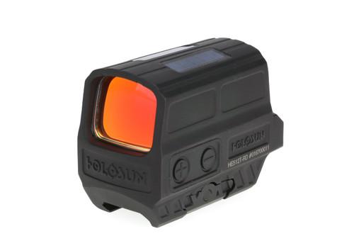 Holosun Red Dot Optic, 2MOA Dot with 65MOA Circle (HS512C)