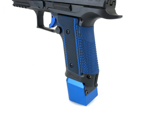 Lok Grips Walther Q5 Match Steel Frame Grips