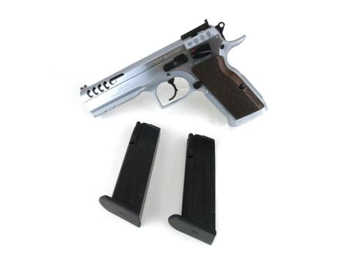 IFG / Tanfoglio Defiant Stock Master Pistol in 9mm