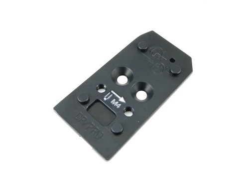 CZC Red Dot Optic Plate for Delta Point Pro (CZC RDS Cut Slides) by CZ Custom (10466)