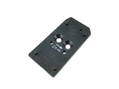 CZC Red Dot Optic Plate for FVVDE ( Fast Fire , Viper, Venom, Docter & EO TECH ) (CZC RDS Cut Slides) by CZ Custom (10465)