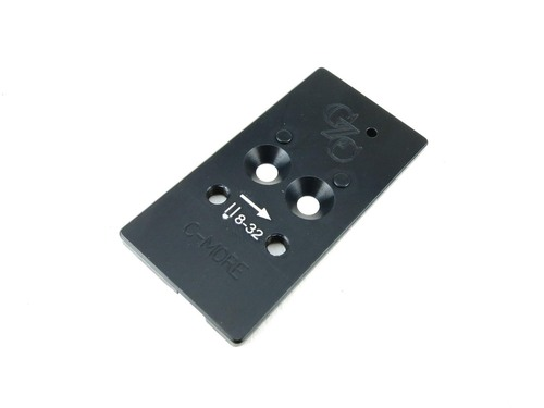 CZC Red Dot Optic Plate for C-More (CZC RDS Cut Slides) by CZ Custom (10461)