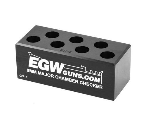 9mm Major - 7-Hole Case Gauge by EGW (70112)