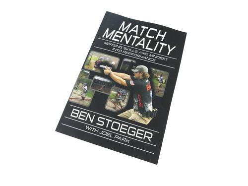 Match Mentality Paperback Book by Ben Stoeger & Joel Park