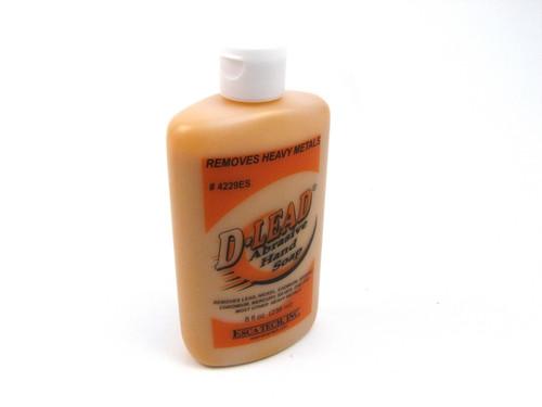 D-Lead Orange Abrasive Hand Soap by ESCATECH