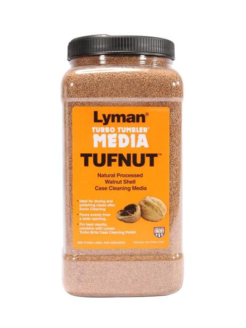 Lyman Turbo Brass Cleaning Media Treated Corn Cob - 4.5LB (7631392)