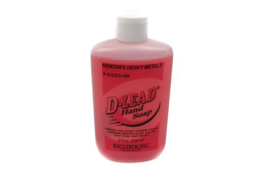 D-Lead Pink Hand Soap by ESCATECH - 8 oz