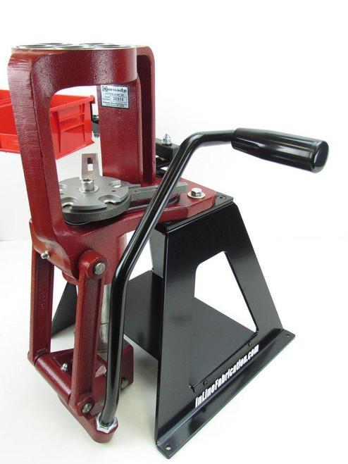 Hornady LNL AP ERGO Roller Lever Handle by Inline Fabrication