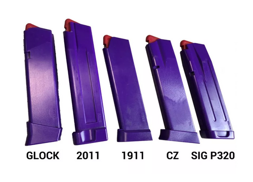 DAA Weighted Dry-Fire Magazines by Double Alpha